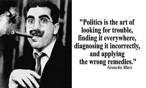 Google Groucho Marx Political Quotes Sarcastic One Liners