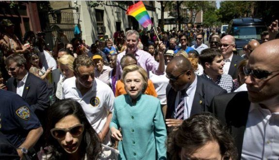 Hillary's Popularity Plummets Among Her Own Supporters