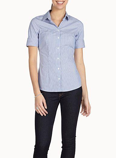 Magasinez des Chemises, Hauts et Blouses Sans Manche en ligne | Simons