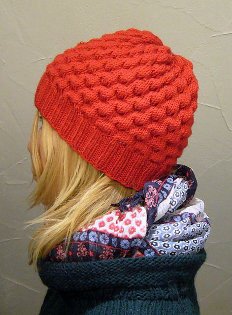 Ravelry: lilalus red dimple #knit #free_pattern | Projects to Try ...