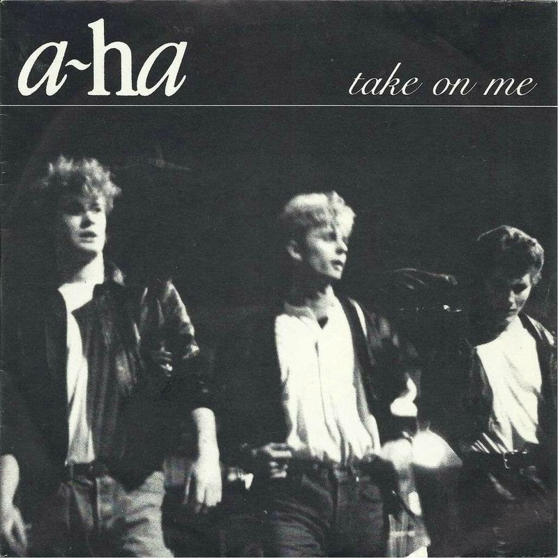 A Ha Take On Me Dance All Over The World One Hit Wonder