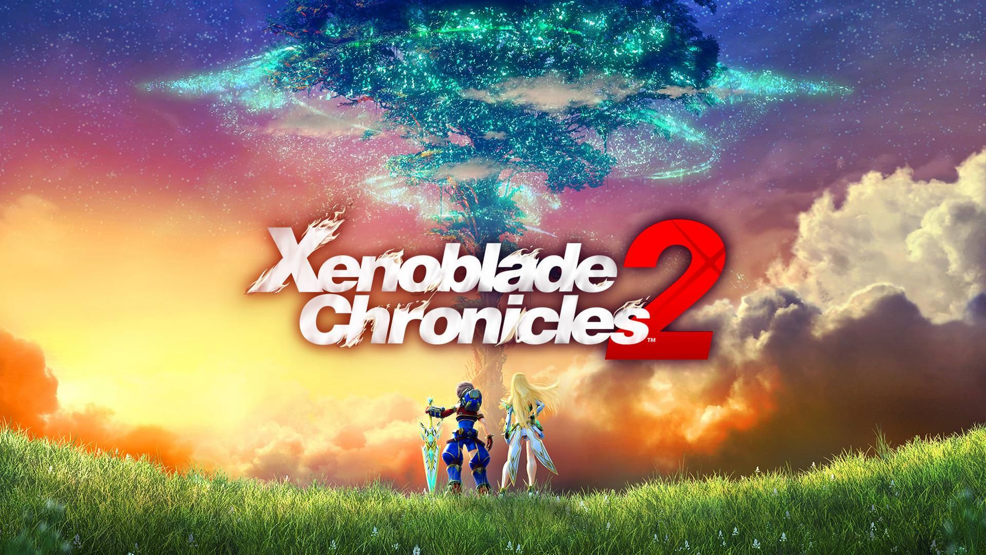 Image Result For Xenoblade Chronicles 2 Box Art Xenoblade