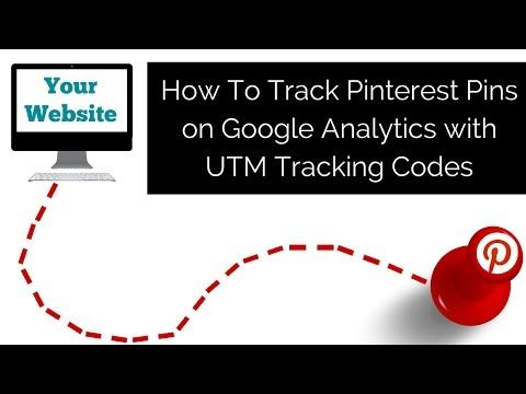 Track Pinterest Pins on Google Analytics with UTM Tracking codes http://www.ohsopinteresting.com/track-pinterest-pins-google-analytics-utm-tracking-codes/