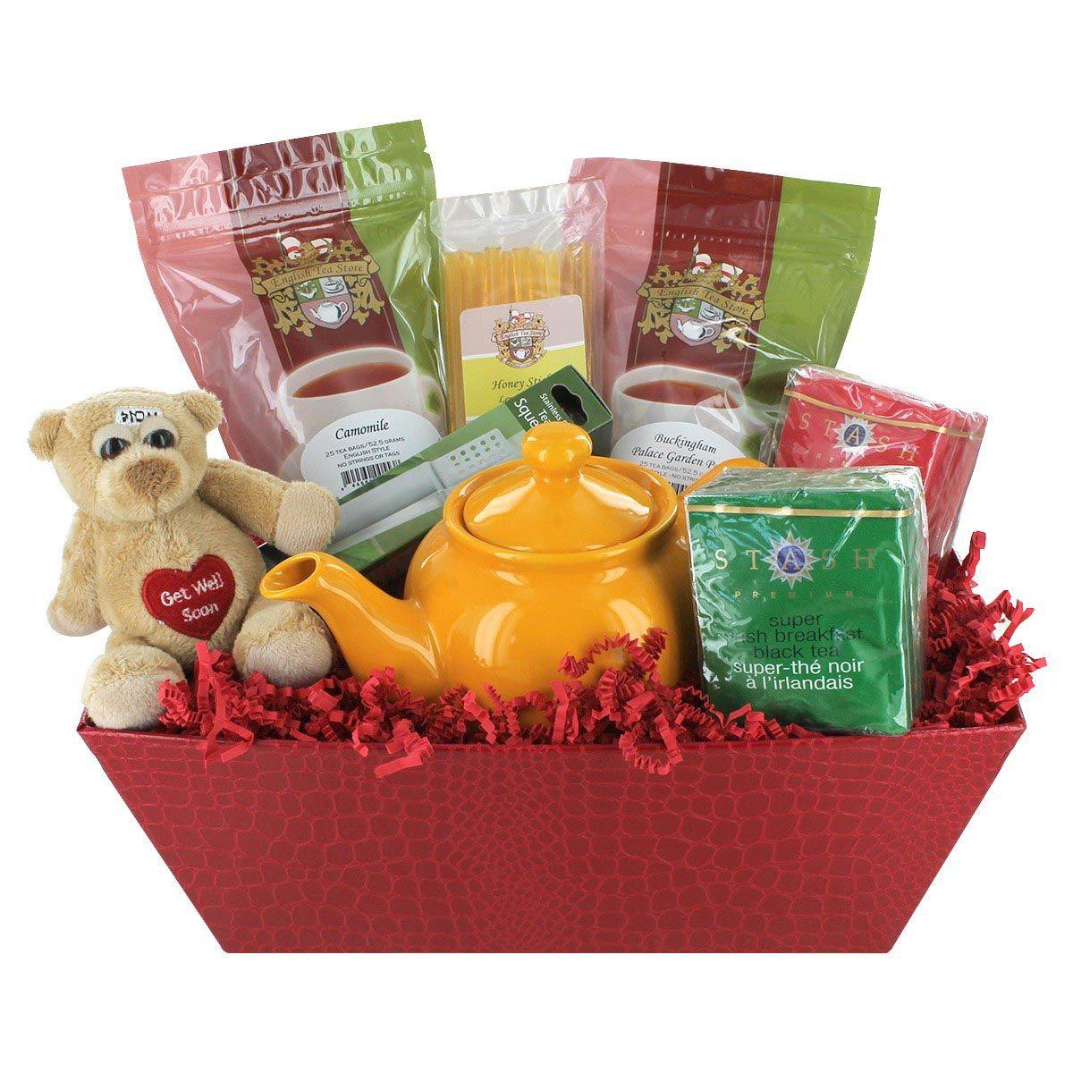 Decaf Tea Gift Baskets