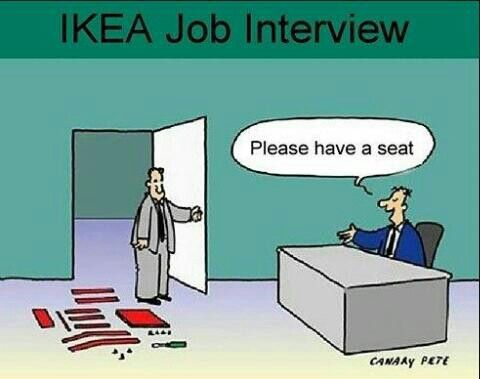Ikea Job Interview Funny