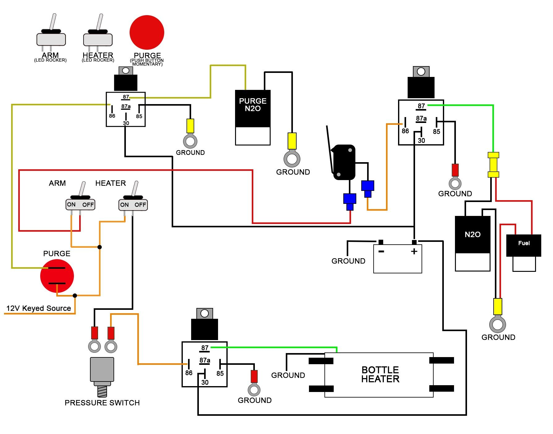 Unique Wiring Diagram for Doorbell Lighted (With images