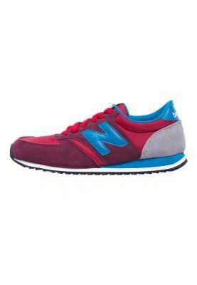 U420 - Sneakers - dark red/blue