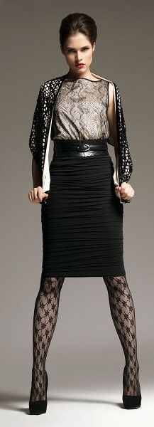 Wolford ~  Mean Business - Style business  PattyonSite