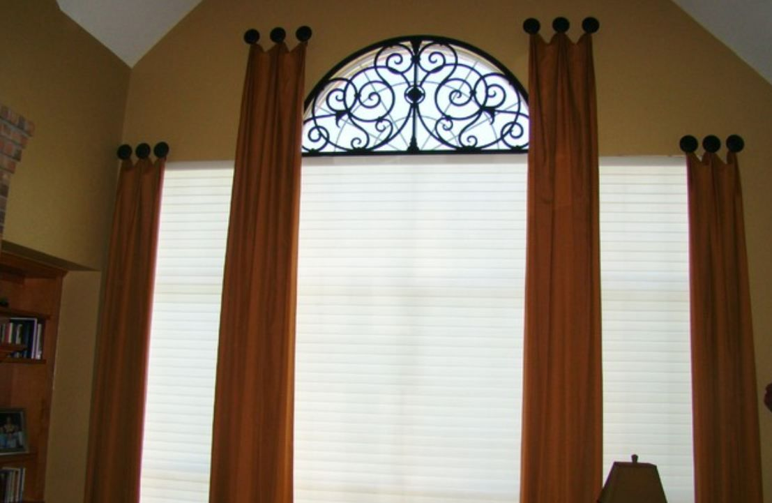 Popular window coverings  centerpointe communicator halfround hell  decorating in