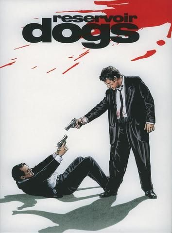Reservoir Dogs - Mini Print C