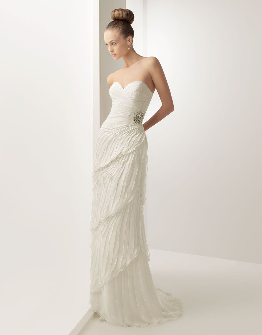 c2faf627aa Rosa Clara - Vestidos de novia o fiesta para estar perfecta. YESS ...
