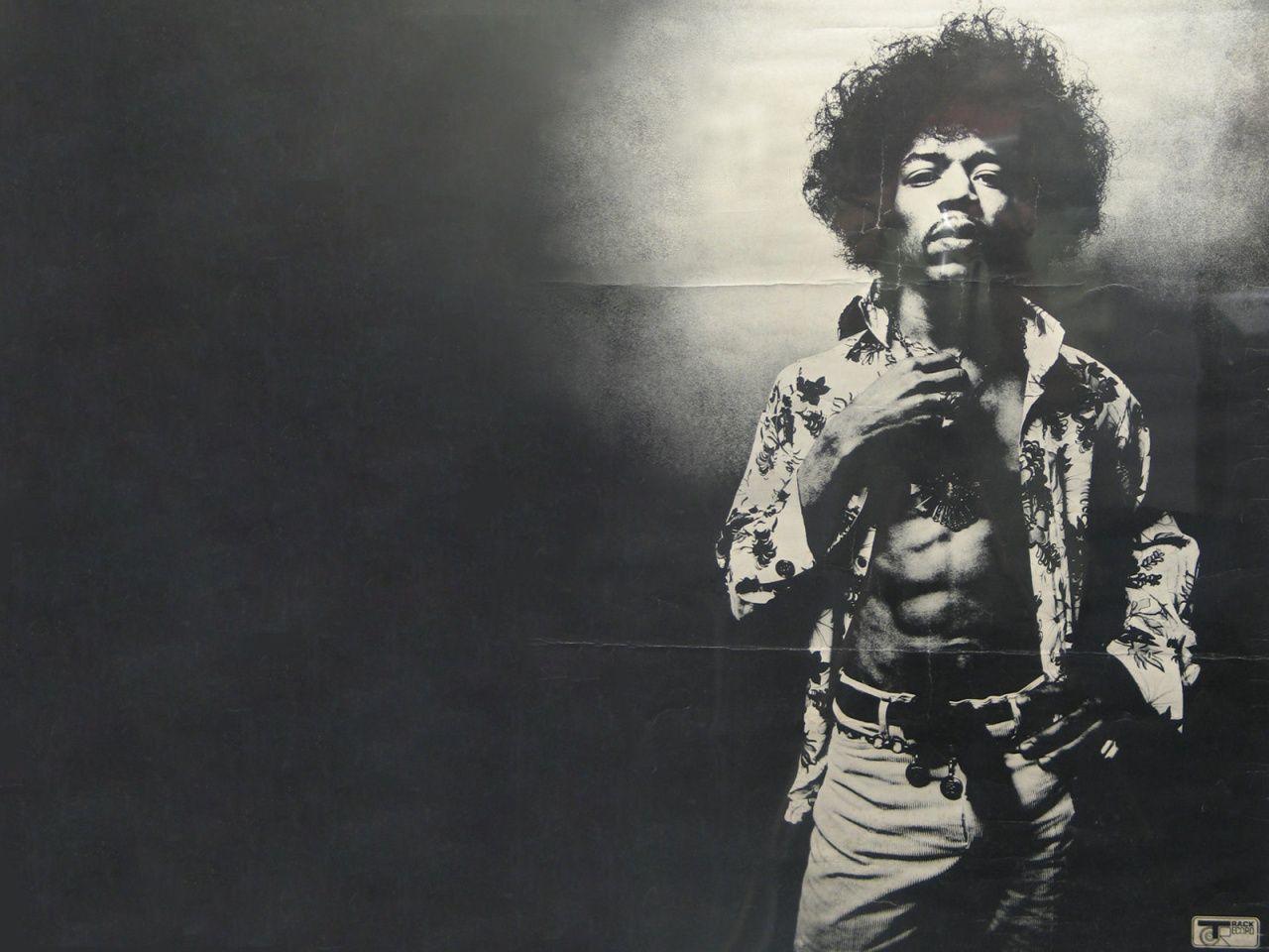 Jimi Hendrix Wallpaper WallpaperUP 1024x768 Wallpapers 36