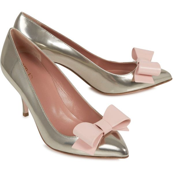 embellished pointed pumps - Pink & Purple Red Valentino Gh6WhV