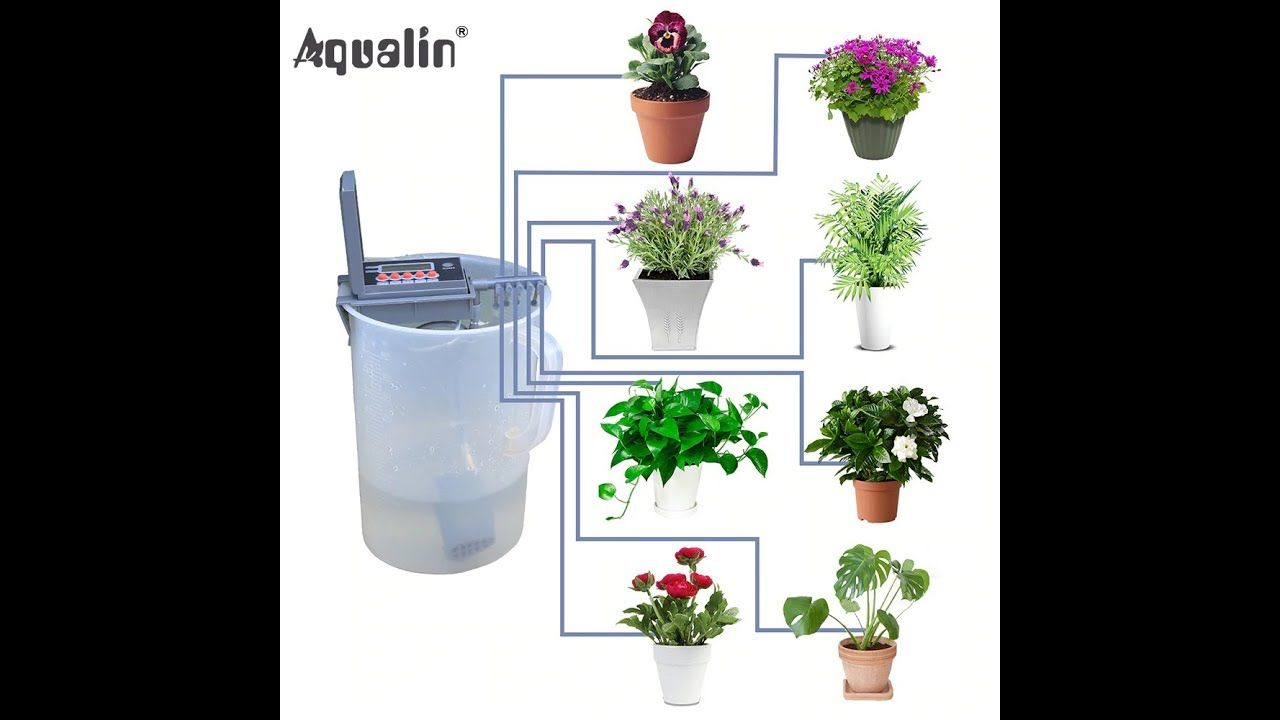 Automatic micro home drip irrigation watering kits system