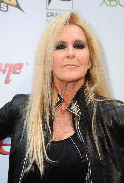 Lita Ford In 2012 Revolver Golden Gods Award Show