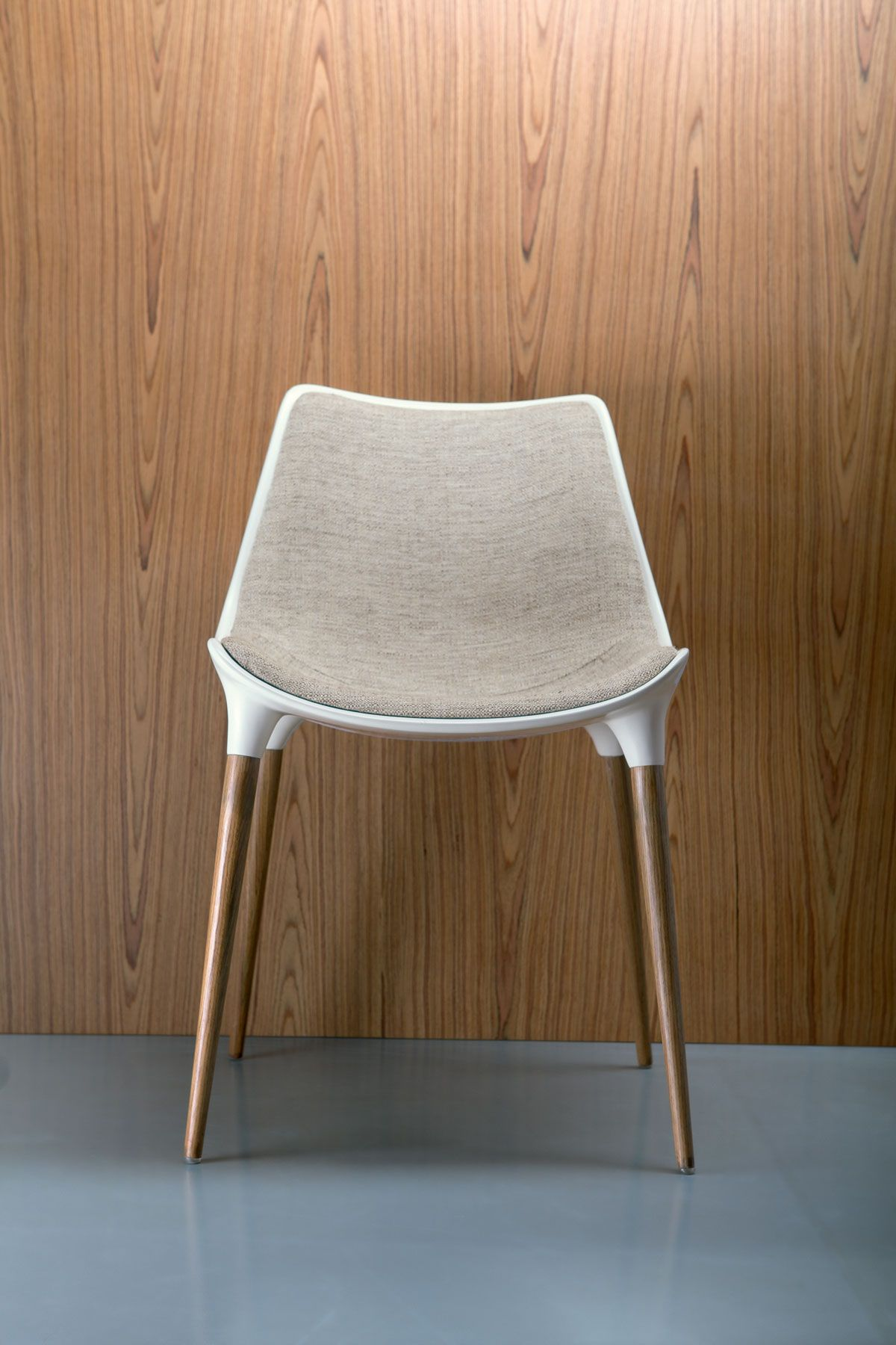 The special edition langham dining chair features modern curves with mid century flare chair