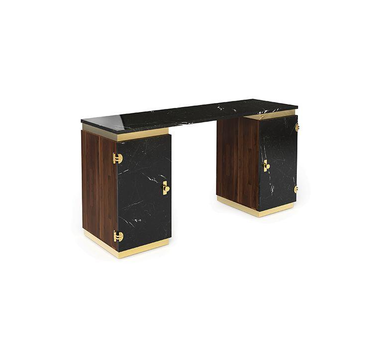 Essential Home Schreibtisch Lasdun Desks