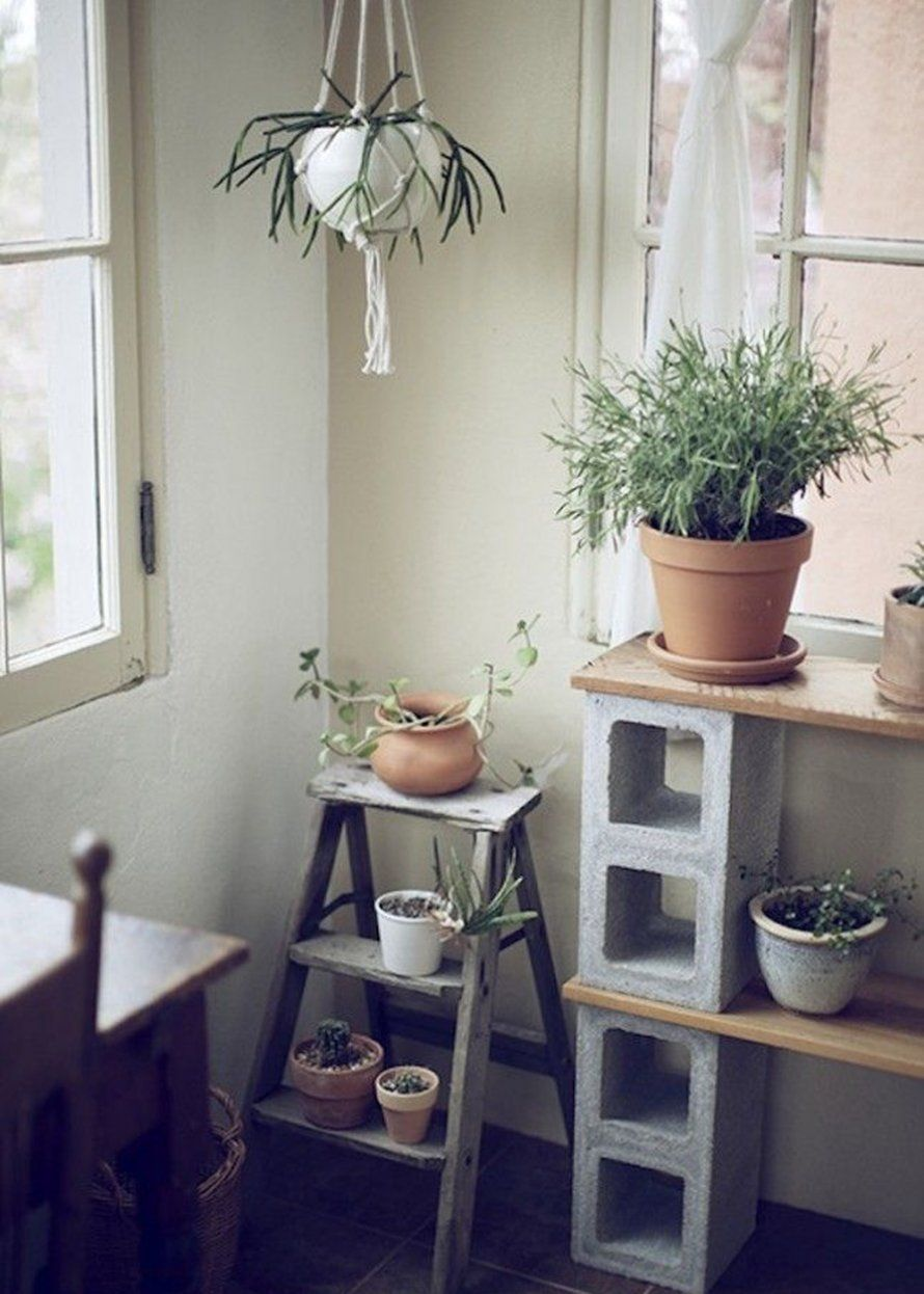 Marie Claire Maison Jardin Recup une déco kinfolk esprit récup' | mobilier de salon, deco et