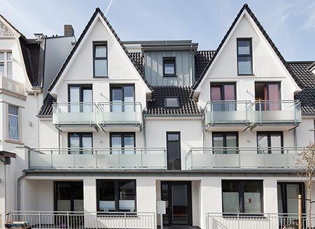 Ferienwohnungen, Ferienhäuser und Hotels auf Norderney!