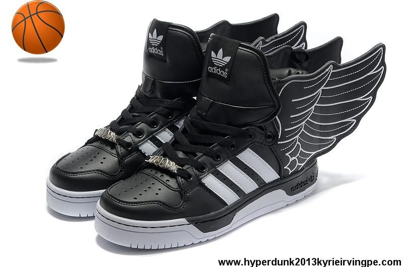 62e03674fc9f Low Price Adidas X Jeremy Scott Wings 2.0 Shoes Black Basketball Shoes Store