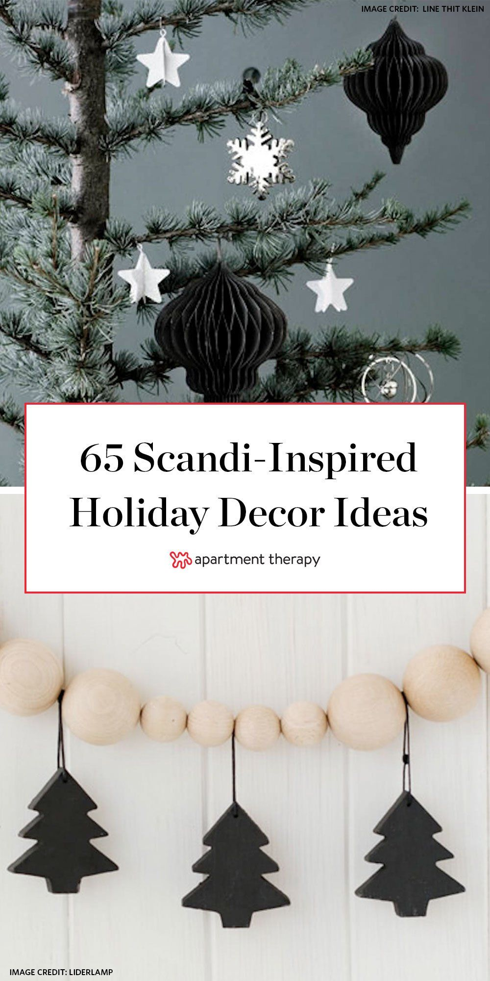 There S No Better Time Of Year To Embrace Scandinavian Style Than During The Holidays Try These 65 Sc Christmas Decor Diy Christmas Decorations Christmas Diy