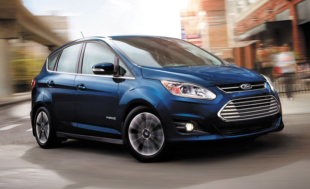 2017 Ford C Max C Max Energi C The Differences Ford C Max