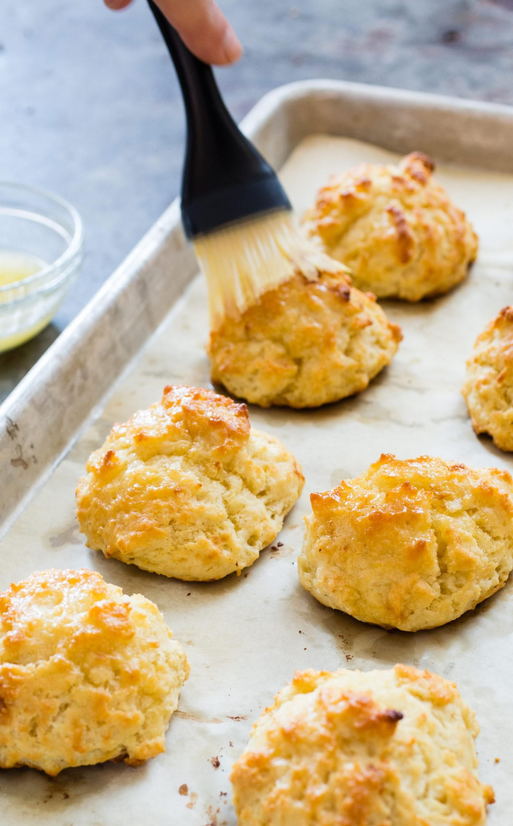 Best Drop Biscuits These Are The Best Who Knew That Buttermilk Biscuits Could Be This Easy And Delicio Drop Biscuits Biscuit Recipe Buttermilk Drop Biscuits