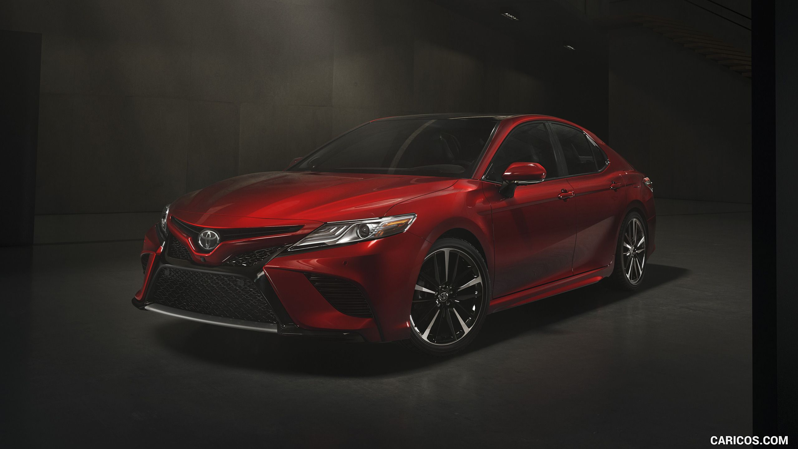 2018 Toyota Camry Wallpaper Camry se, Camry, Toyota camry