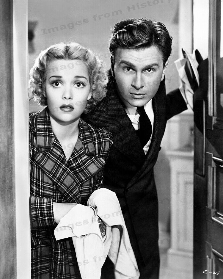 8x10 Print Jane Wyman Eddie Albert My Love Came Back 1940 #2017002 ...