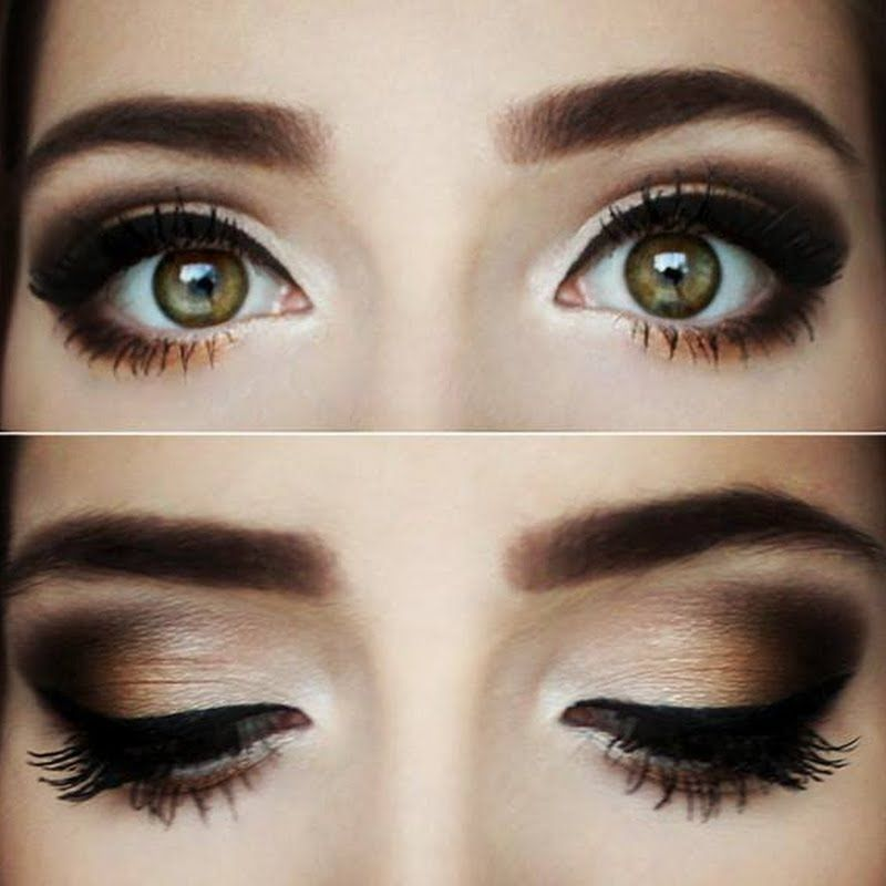 Love Brown Earthy Tones This Neutral Eye Shadow Combo Is Anything