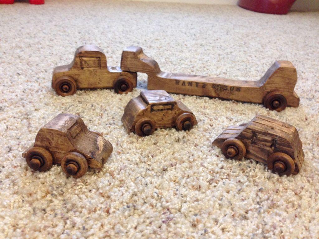 diy toy car carrier form 2x4 plans | baby & child diy plans