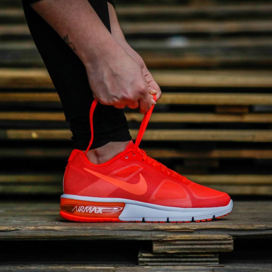 Air max 90 · Nike Air Max Sequent: Red