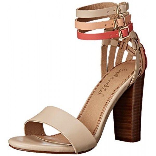 Splendid Women's SPL-Jena Dress Sandal, Sand Multi, 5.5 M US | Jena,  Sandals and Block heels