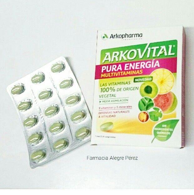 multivitaminas de farmacia