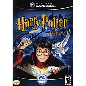 Harry Potter Sorcerers Stone Gamecube Game The Sorcerer S Stone Harry Potter Games Sorcerer