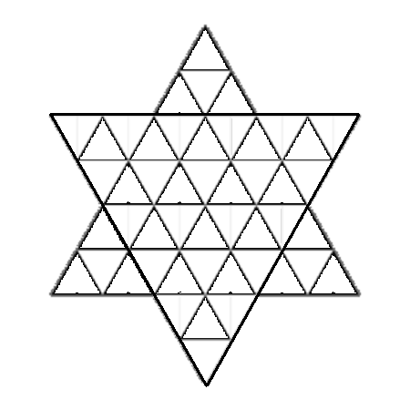 easy geometric design coloring pages - photo#4