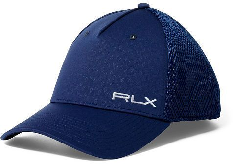 577fc7fb9d014 Ralph Lauren RLX Golf Charlie Flex Fit Golf Hat  PlayingGolfTips ...