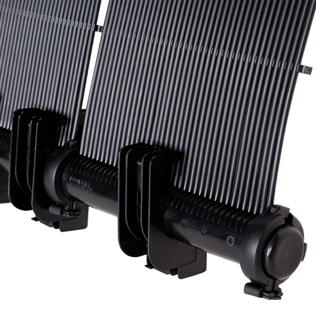 Open Flow Design Heliocol Solar Pool Heating Pump Pool Solar Panels Solar Pool Heating Solar Panels