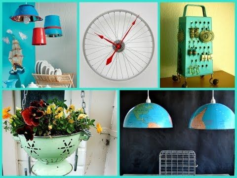 35 Simple Home Decor Ideas Interior | To Reuse An Old Things   YouTube