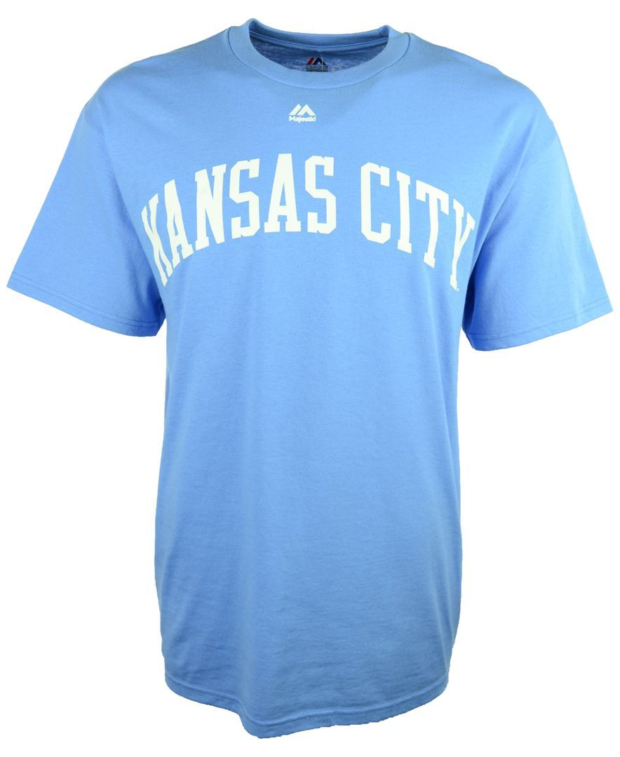 Majestic Men's George Brett Kansas City Royals Cooperstown Player T-Shirt