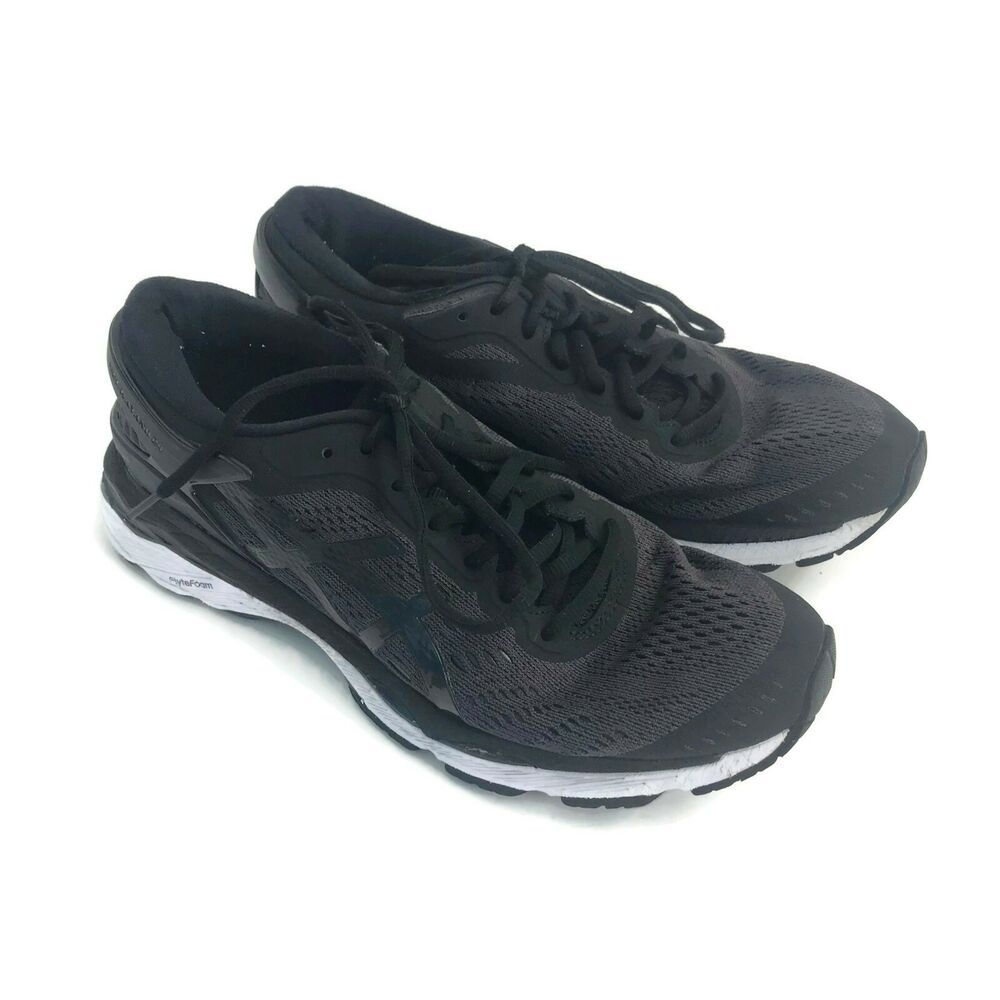 Asics Women's T757N Dynamic Duomax Black Sneakers Running ...