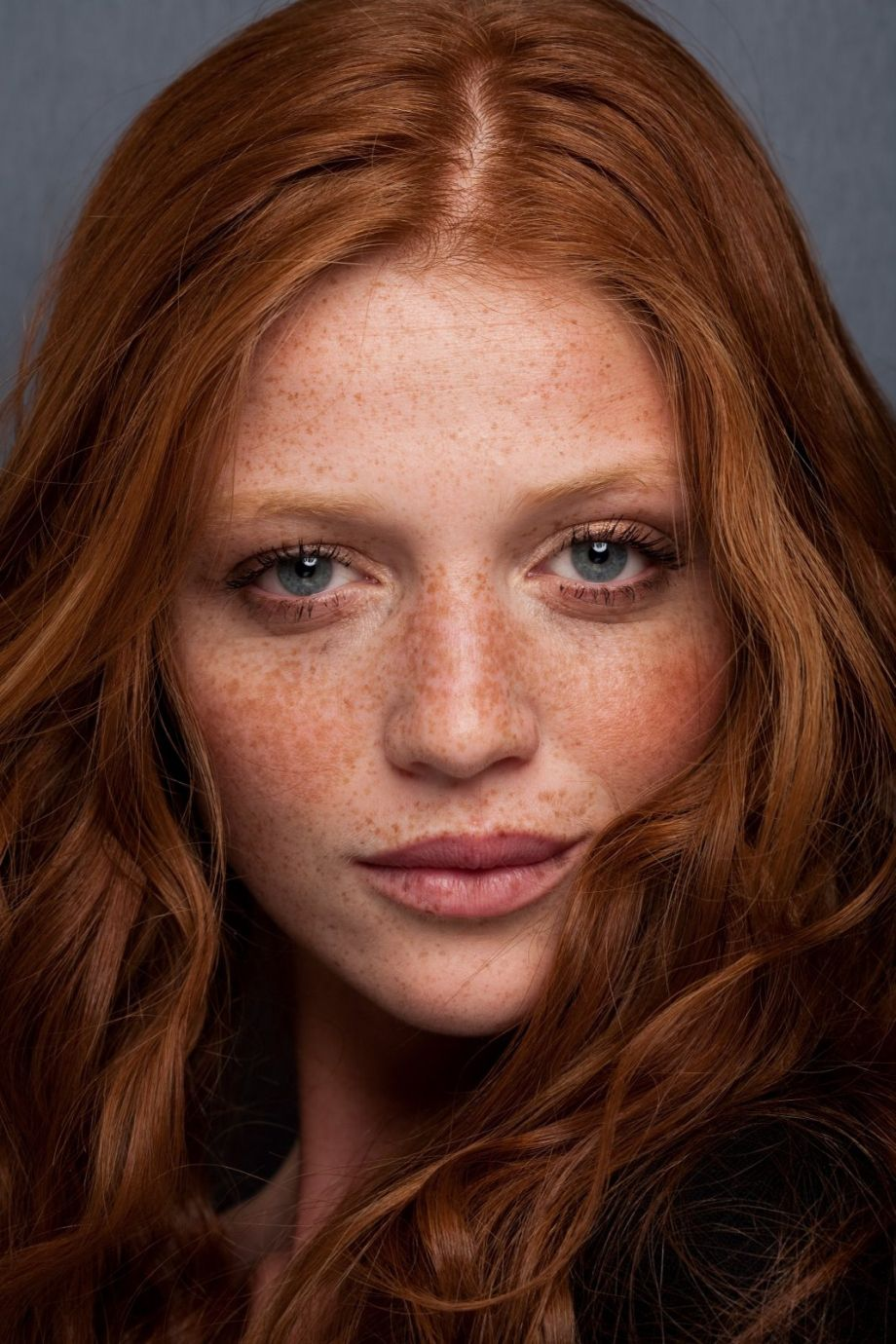 Freckled Models Bing Images Beautiful Red Hair Red