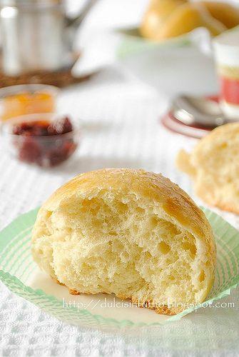 Brioches con Pasta Madre-Sourdough Brioches