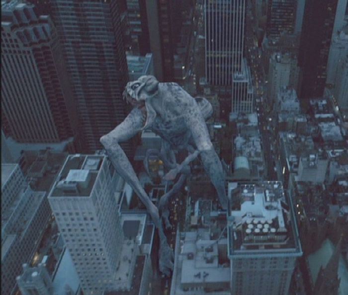 Cloverfield Monster Le Movies Shows Creature Feature