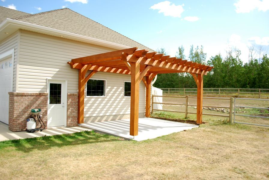 Patio And Pergola Design Plans