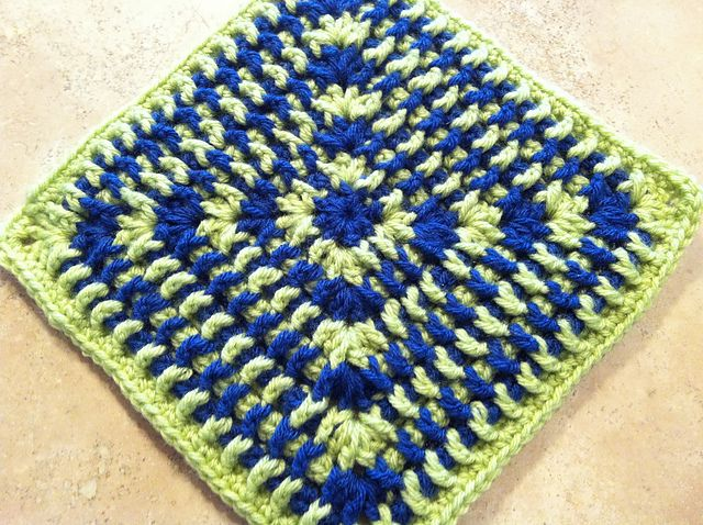 Project Gallery for Granny square 66 of 99 Granny Squares to Crochet ...