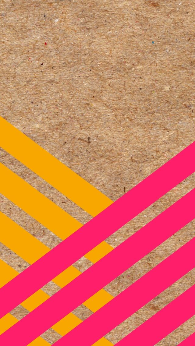 Plastic Texture Yellow And Red Stripe #iPhone #5s #Wallpaper