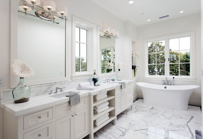 Bathroom Cabinet Long