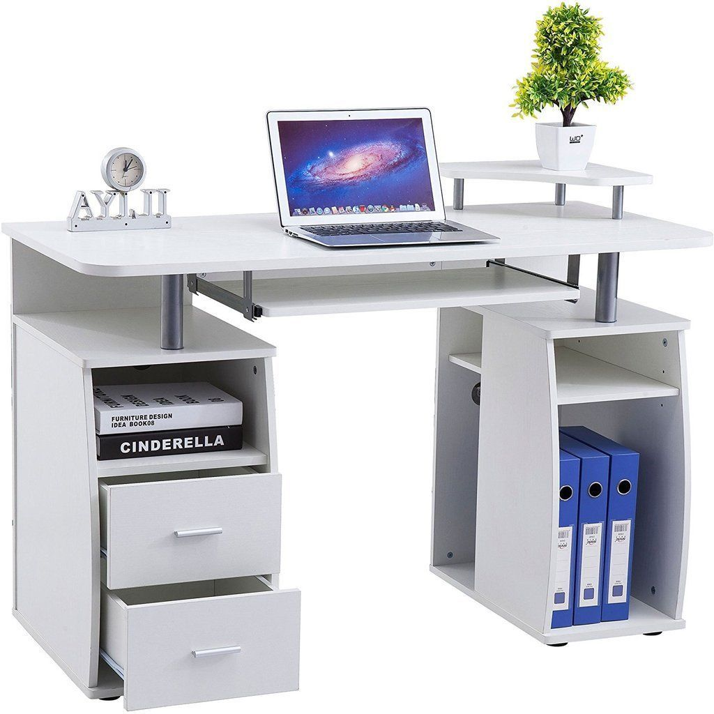 Office Computer Table Inside Computer Desk Mdf Board Home Office Pc Table Work Station u0026office Furniture Ebay