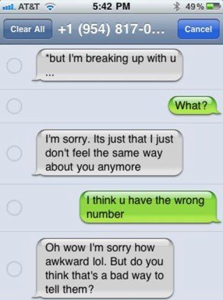 jokes over text